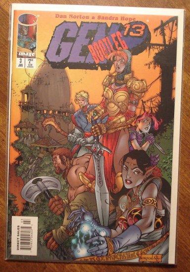 Gen 13: Bootleg #3 comic book - Image comics, Gen13