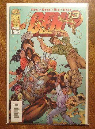 Gen 13 #15 comic book - Image comics, Gen13