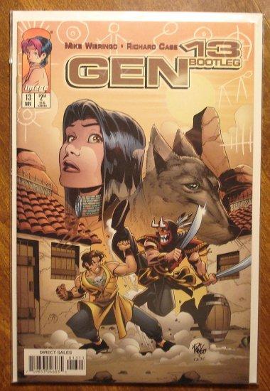 Gen 13: Bootleg #13 comic book - Image comics, Gen13