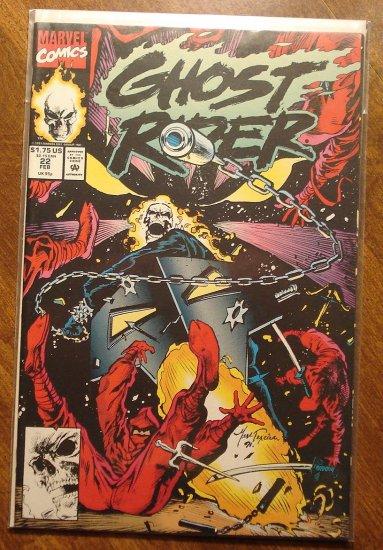 Ghost Rider #22 comic book - Marvel comics