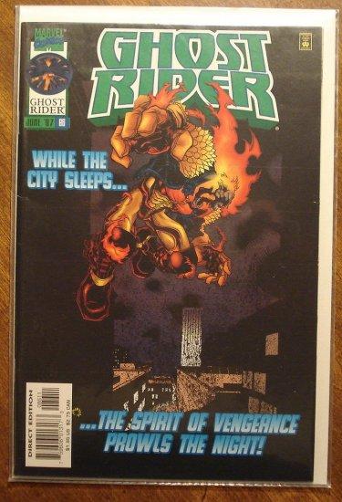 Ghost Rider #86 comic book - Marvel comics