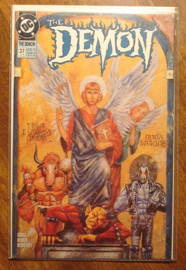 The Demon #37 comic book - DC comics