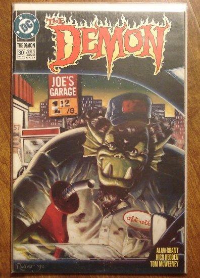 The Demon #30 comic book - DC comics