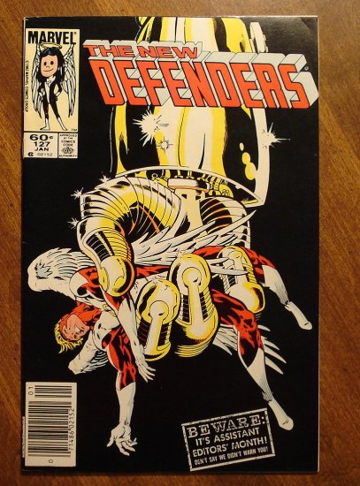 The Defenders #127 comic book - Marvel comics