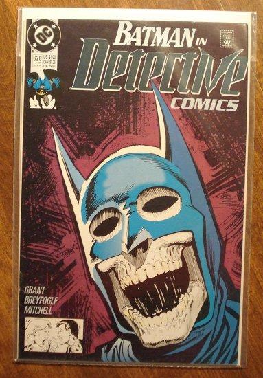 Detective Comics #620 comic book - DC Comics, Batman