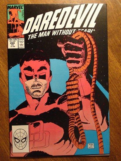 Daredevil #268 comic book - Marvel Comics