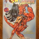 Shi & Daredevil #1 comic book - Marvel & Crusade Comics