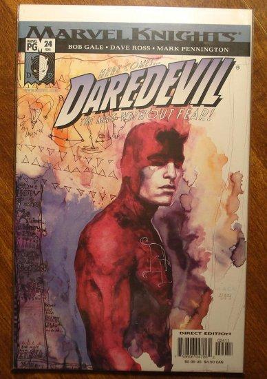 Daredevil #24 comic book - Marvel Comics