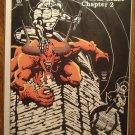 Daredevil #321 comic book - Marvel Comics - Glow in the dark cover