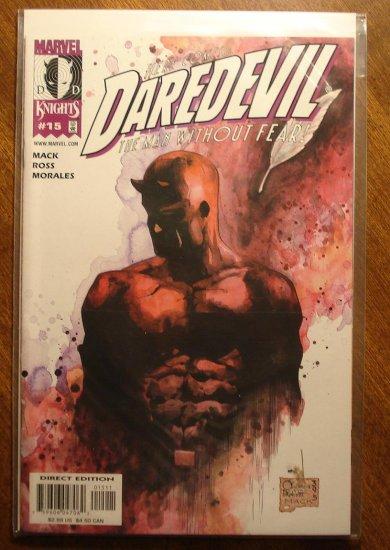 Daredevil #15 comic book - Marvel Comics