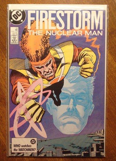 Firestorm The Nuclear Man #54 comic book - DC Comics