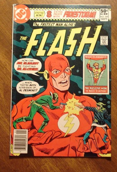 The Flash #289 comic book - DC Comics