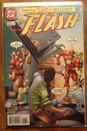 DC Comics - The Flash #123 comic book (1980's series)