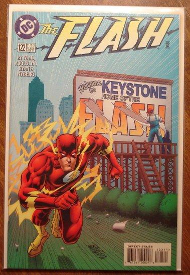 DC Comics - The Flash #122 comic book (1980's series)