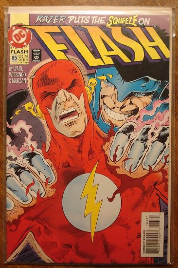 DC Comics - The Flash #85 comic book (1980's series)
