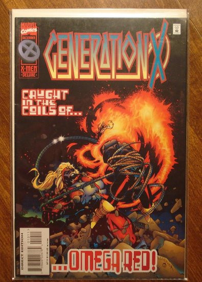Generation X #10 comic book - Marvel comics