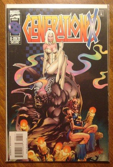 Generation X #6 comic book - Marvel comics