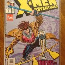 X-men Adventures: Season II #6 comic book - Marvel comics