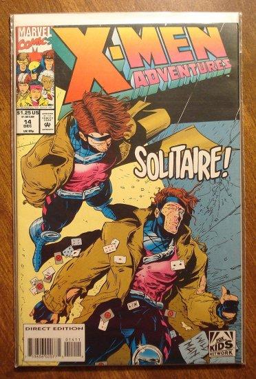 X-men Adventures: Season I #14 comic book - Marvel comics