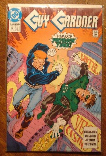 Guy Gardner #6 comic book - DC Comics - Green Lantern