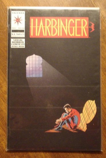 Harbinger #20 comic book - Valiant comics