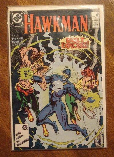 Hawkman #14 (1980's) comic book - DC Comics