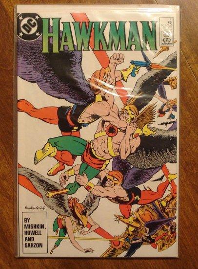 Hawkman #11 (1980's) comic book - DC Comics