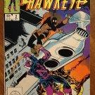 Hawkeye #2 (1983 mini series) comic book - Marvel Comics