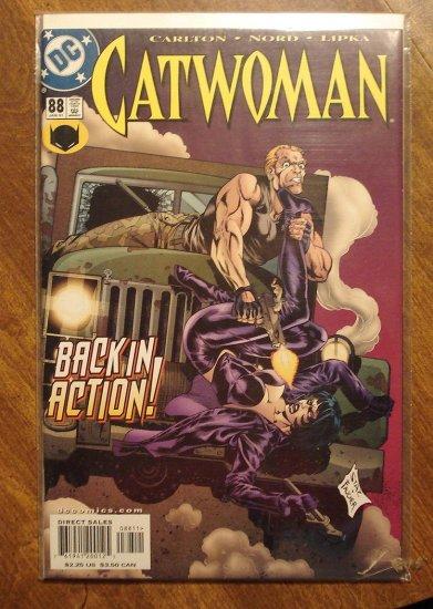 Catwoman #88 comic book - DC Comics