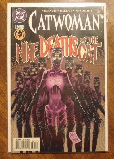 Catwoman #45 comic book - DC Comics