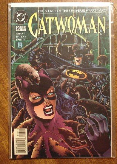 Catwoman #26 comic book - DC Comics