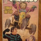 Chronos #4 comic book - DC comics
