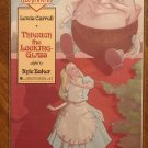 Classics Illustrated: Through the Looking Glass by Lewis Carroll comic book, Alice in Wonderland