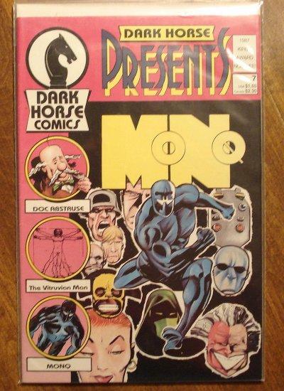 Dark Horse Presents #7 comic book - Dark Horse Comics