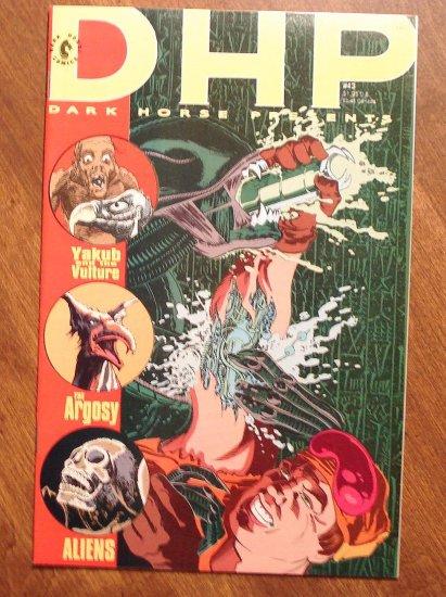 Dark Horse Presents #43 comic book - Dark Horse Comics - Aliens