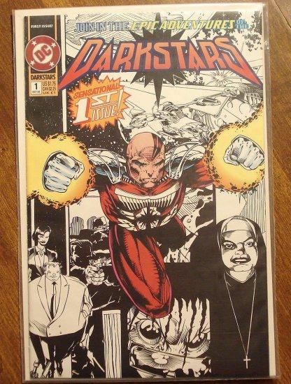 Darkstars #1 comic book - DC comics