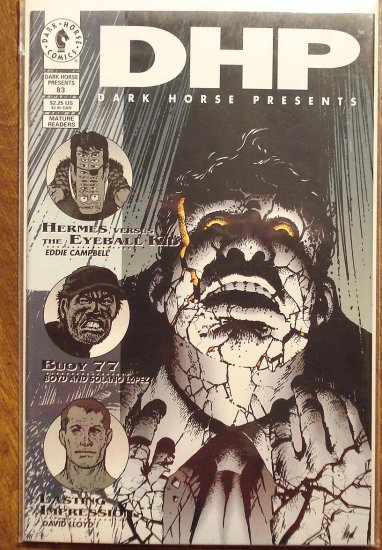Dark Horse Presents #83 comic book - Dark Horse Comics