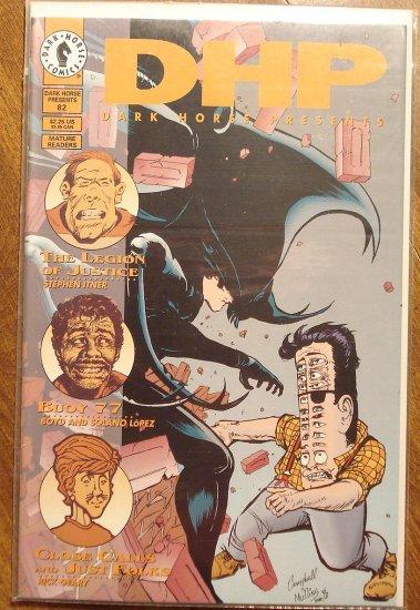 Dark Horse Presents #82 comic book - Dark Horse Comics