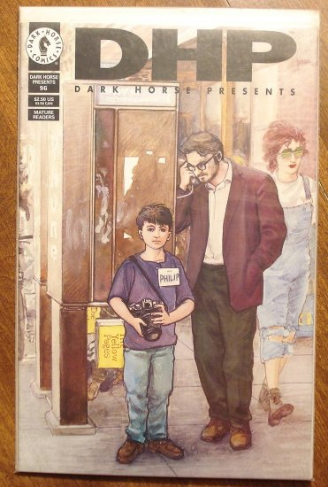 Dark Horse Presents #96 comic book - Dark Horse Comics