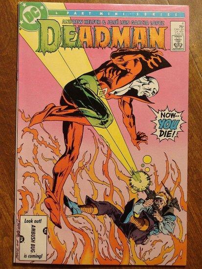 Deadman #4 (1986 mini-series) comic book - DC Comics