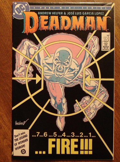 Deadman #2 (1986 mini-series) comic book - DC Comics