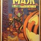 Mask: The Hunt For Green October #3 comic book - Dark Horse comics