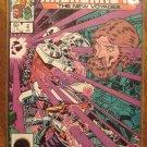 Micronauts: The New Voyages #4 comic book - Marvel comics