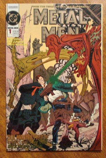 Metal Men (1993 mini-series) #1 comic book - DC Comics