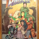 Mister Miracle (1980's series) #17 comic book - DC Comics