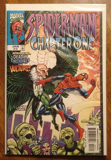 Spider-Man: Chapter One #3 comic book - Marvel Comics, (spiderman)