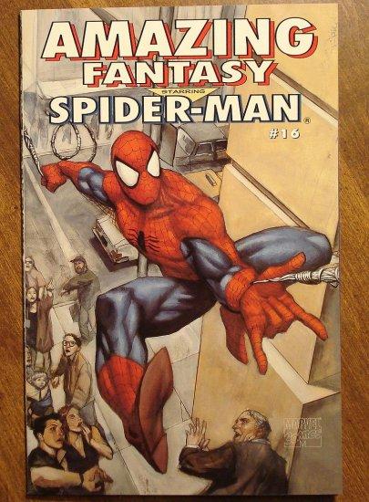 Amazing Fantasy starring Spider-man #16 comic book - Marvel comics - SpiderMan