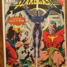 StarBlast #4 comic book - Marvel Comics