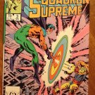 Squadron Supreme #3 (1980's) comic book - Marvel Comics