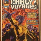 Star Trek: Early Voyages #9 comic book - Marvel Comics
